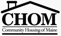 Community Housing of Maine (CHOM) Logo