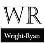 Wright-Ryan Construction Logo