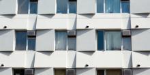 Passive Building Detail -- Knickerbocker NYC
