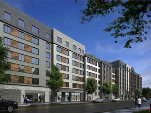 Beach Green North, Rockaway New York Passive Building Project, The Bluestone Organization