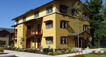 Stellar Passive House Certified Apartments in Oregon
