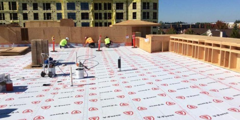 Orchards at Orenco Construction