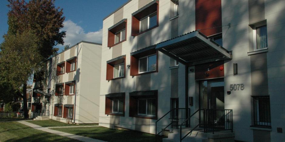Weinberg Commons passive building development in DC