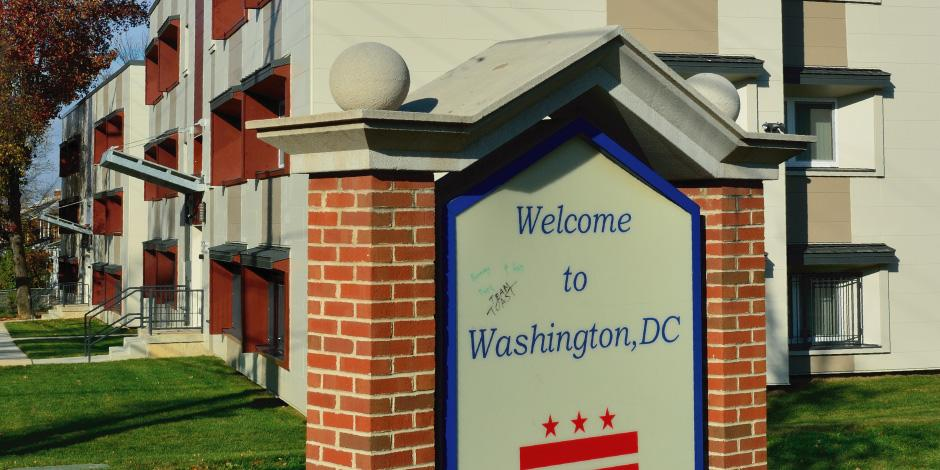 Welcome to Washington D.C.