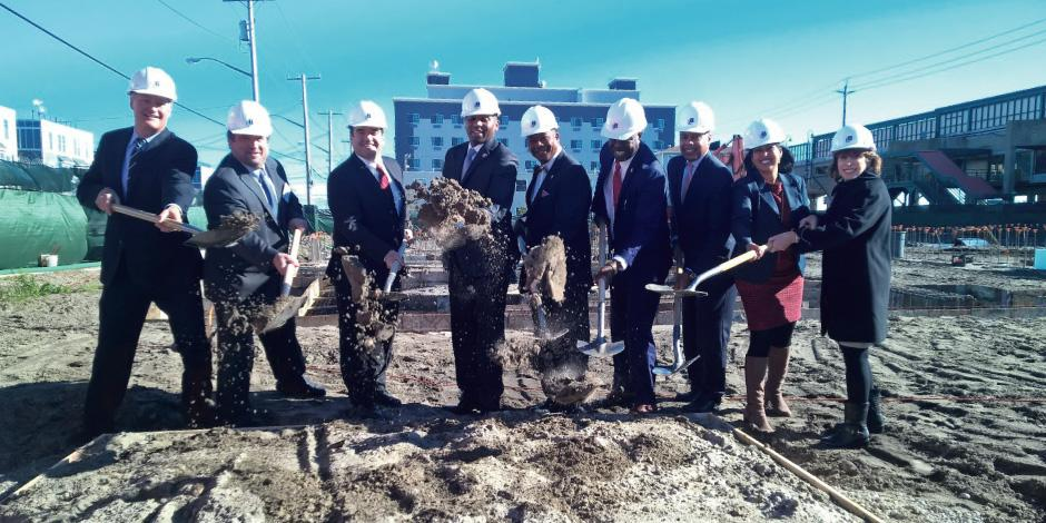 Beach Green North, New York Passive Building Project Ground Breaking
