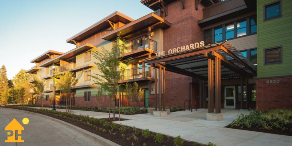 Orchards at Orenco -- Winner of 2015 Passive Building Awards